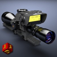 Scope optical sight Leupold® Mark IV with BORS®