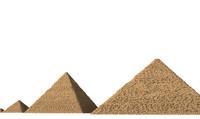 pyramids giza 3d max