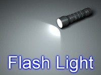 led flash light max