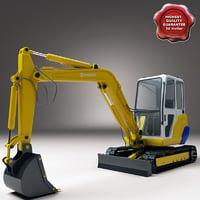 Excavator Hitachi ex25
