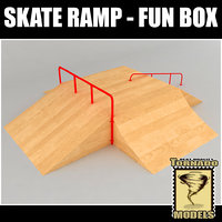 skate ramp - fun 3d 3ds