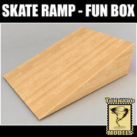 skate ramp - fun 3ds