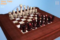 x boards pieces chess table