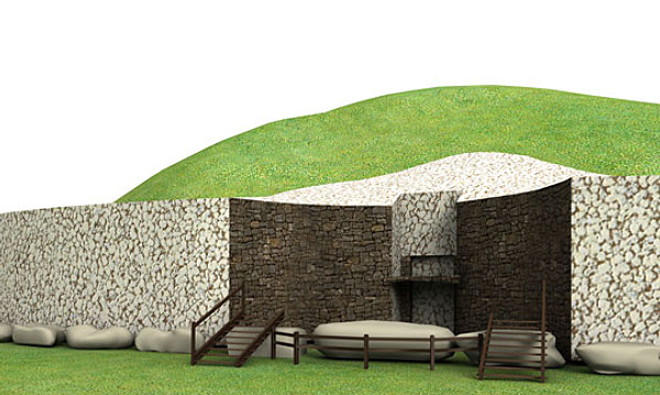 maya newgrange ireland tomb - Newgrange... by sighty