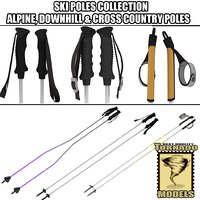 Ski Poles Collection
