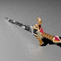 max sword golden