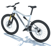 bicycle MTB Santa Cruz blur XC.zip