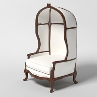 High back classic classical chair jumbo FBB BABETTE 4708 FRATELLI BOFF