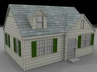 house obj