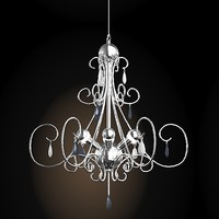 italamp chandelier classic 3ds