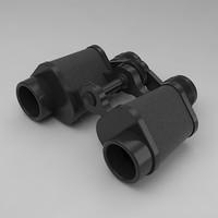 Binoculars 3dm