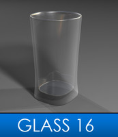 drinking glass 3d 3ds