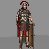 roman centurion 3ds
