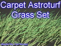 3ds max set astroturf grasses