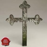Grave cross V2
