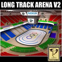 Long Track Arena V2