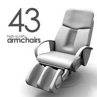 High Quality 43 ARMCHAIRS