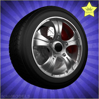 lightwave car wheel