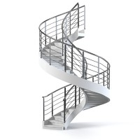 3d 3ds stair