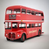 Classic Routemaster