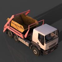 3ds skip truck