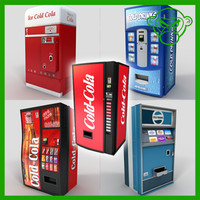 soda machine collection