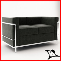 Le Corbusier LC2/2