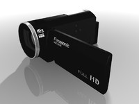 3d panasonic camera model