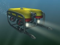 Undersea Exploration ROV / Robot