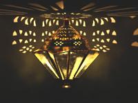 3ds sevilla amber lantern