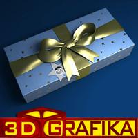 max gift box present