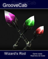 max medieval wizard s rod