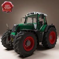 Tractor fendt 820