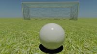 3d model goal