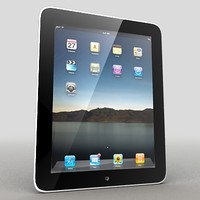 ipad apple cool 3ds
