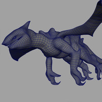 3d proto drake