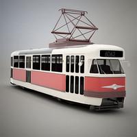 T2 Classic City Tram
