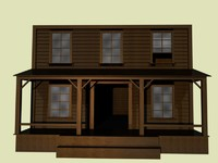 free blend model western saloon