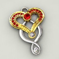 Pendant_03(heart)