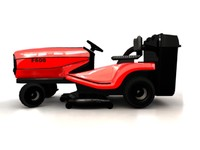 RED MOWER