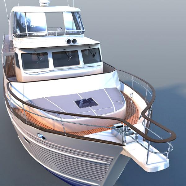 Yacht Fleming 65 Max