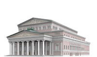 bolshoi theatre 3ds