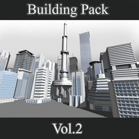 Building Pack vol.2 (updated)