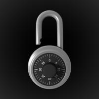 maya dial combination lock