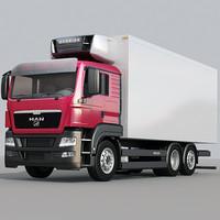 maya man tgs truck