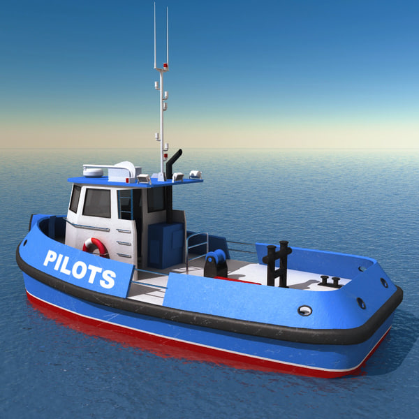 3d tug mini - Tug mini... by 3d_molier