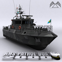 HMS Patrol Boat