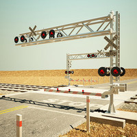 Railroad Crossing II