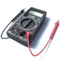 f-tech m3900 3d model