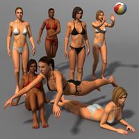 max bikini girls